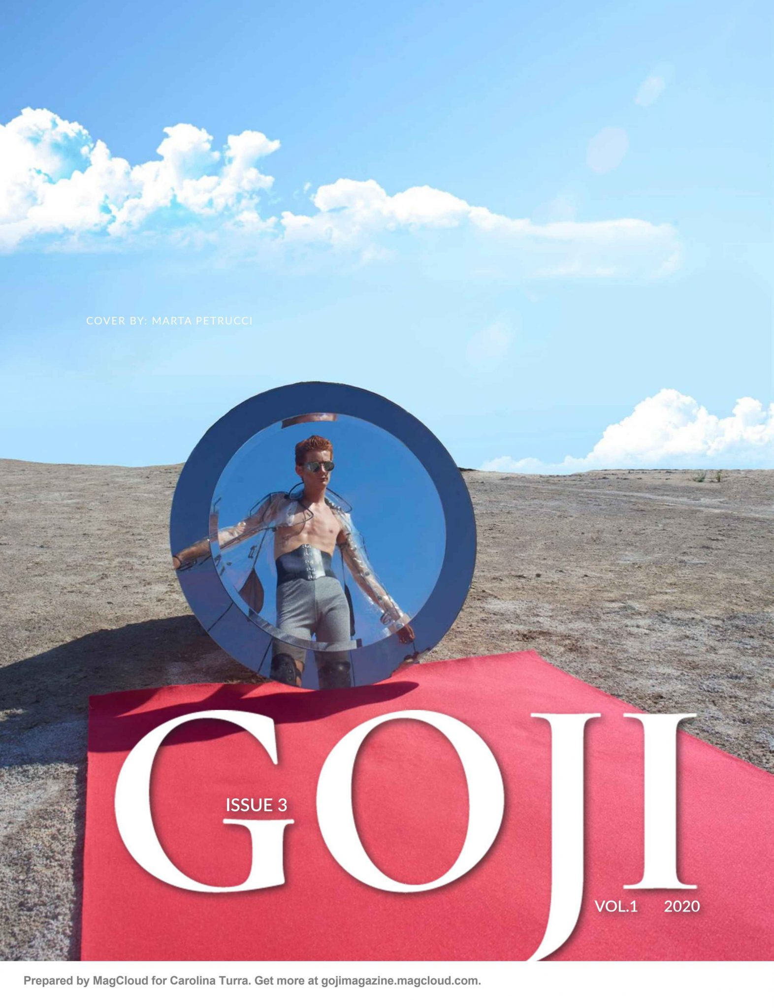 The man who fell to earth – Goji Magazine