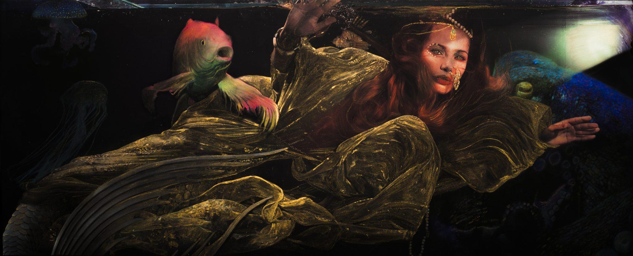 Ophelia Underwater Dream