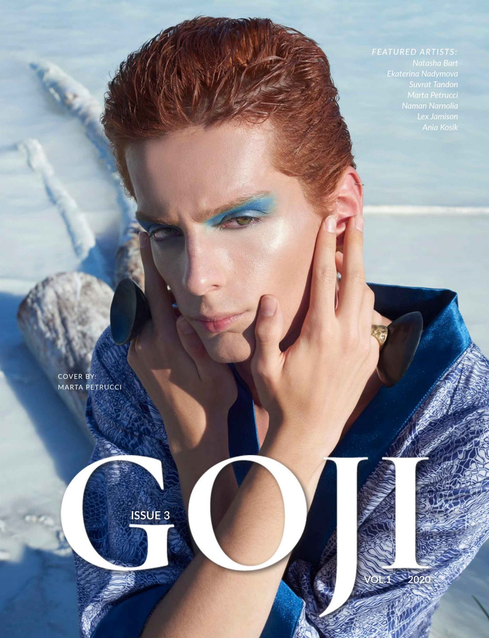 The man who fell to earth – Goji Magazine